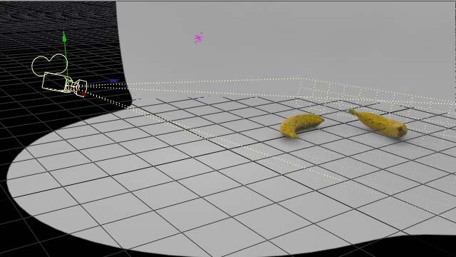 set virtuale 3d